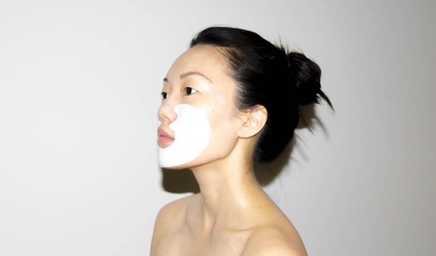 korean sheet mask tips
