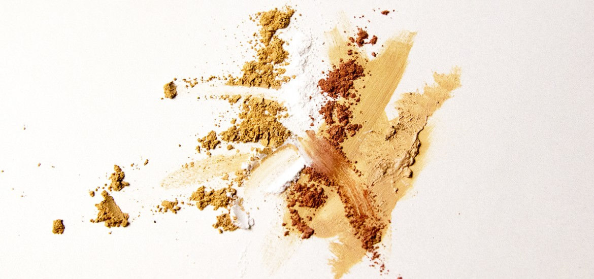 mineral makeup acne skin