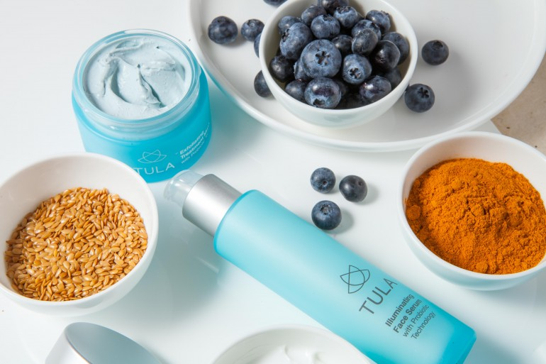 Tula Purifying Face Cleanser, Illuminating Serum Review