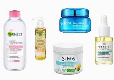 best drugstore skincare buys