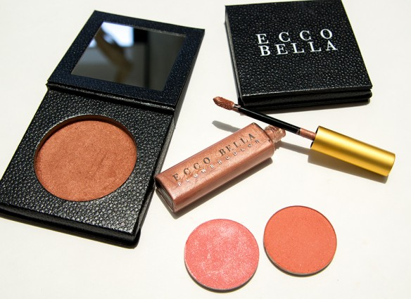 ecco bella makeup review